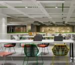 大型办公室室内3d模型下载