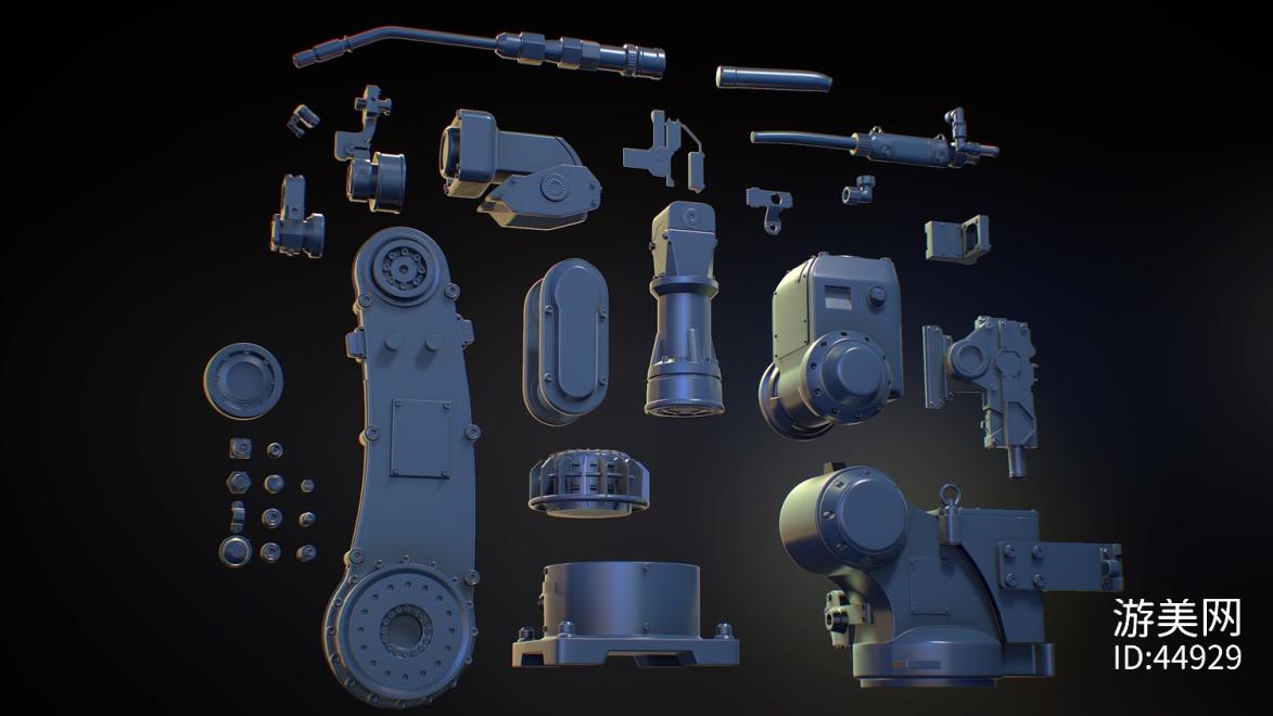 工业机器人手臂