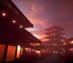 日本幕府时期的历史村落都市