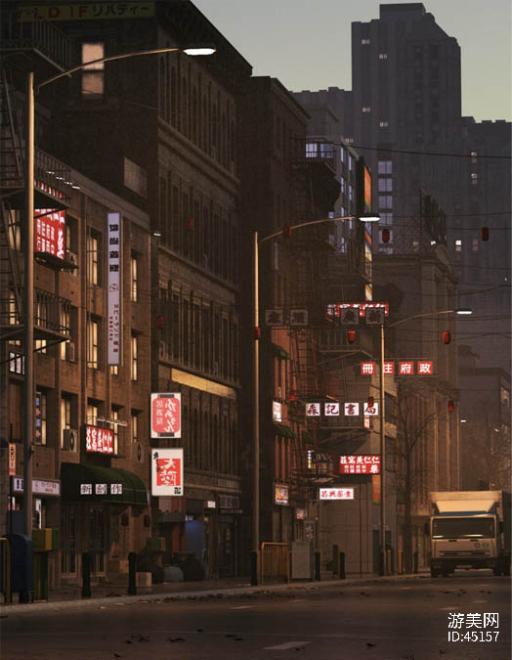 城市3D模型合集