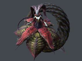《鬼泣4》BOSS 花蛇
