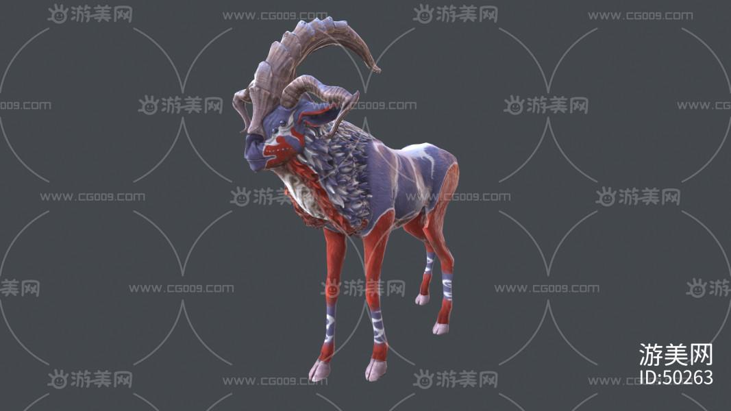 外星三角羊