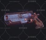 APEX温曼左轮手枪