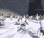 士兵冲锋  古代补兵  骑兵  古代武器  古代战争动画