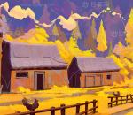 已然陶醉于这颜色之中~ 创作人:Slawek Fedorczuk 波兰自由概念艺术家