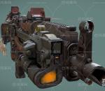 超级无敌PBR枪械枪一把