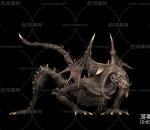怪物  怪兽 狗头龙身 变异怪物