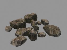 石头  岩石  山石