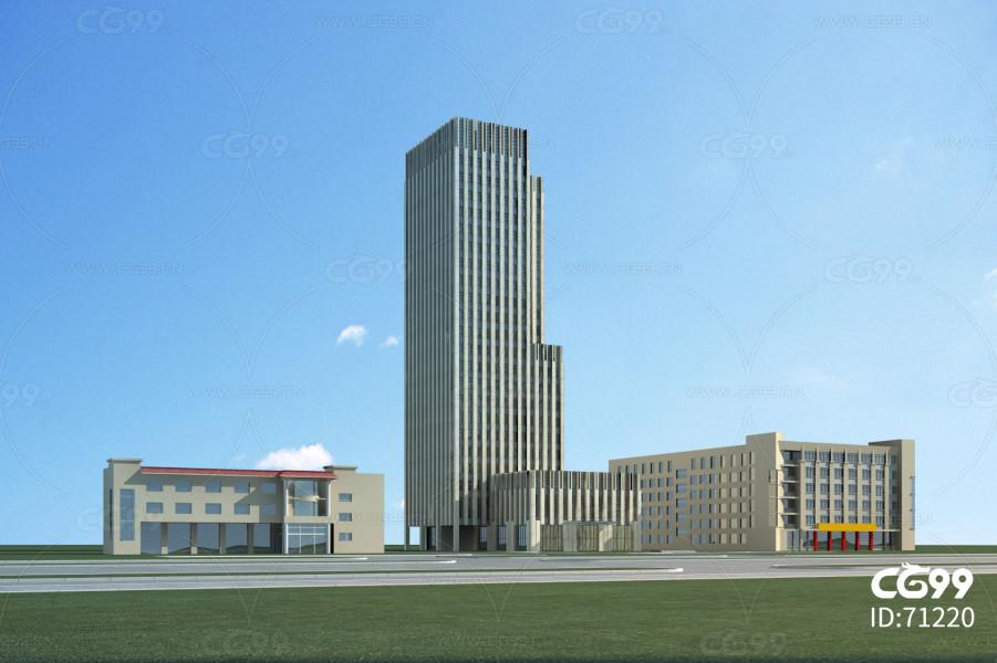 新古典办公楼
