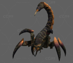 蝎子动作一套