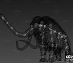 猛犸象带一套动作