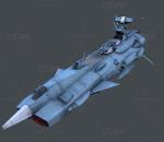 宇宙飞船,宇宙战舰
