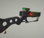 次时代武器 科幻射线枪 激光武器 脉冲枪