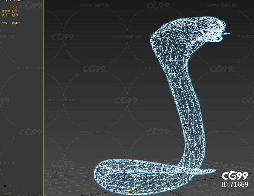 眼镜蛇带一套动作