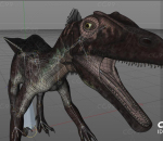犹他盗龙 恐龙
