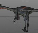 恐龙 巨盗龙