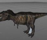 恐龙 霸王龙 远古生物