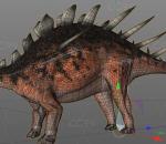 钉状龙 恐龙
