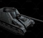 德式坦克一套0bj