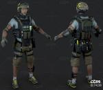 次世代 雇佣兵 未来特种兵 突击士兵 高科技 特种作战士兵