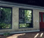 UE4 废弃的城市 破旧的房屋 虚幻4