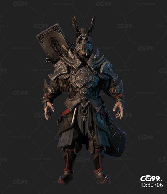 次世代古代将军 古代战士 刺客