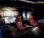 UE4 太空舱内部 精细场景 氛围极好 科幻基地 虚幻4