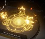 UE4 魔法特效  粒子特效 虚幻4