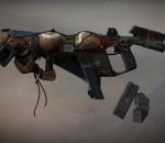 次时代写实枪械合集 重型武器 烈焰机枪
