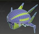Aura's Space Ship次时代宇宙飞船