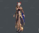 巫师 美女 法师 御姐 玄幻 奇幻 美人 小姐姐 女神 术士