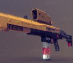 Sam's rifle次时代写实枪械 自动步枪
