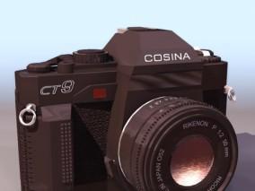 照相机cg模型