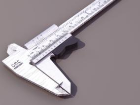 卡尺cg模型