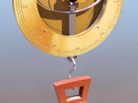 称重器cg模型