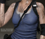 RE Jill Valentine Remake for G8F 生化危机3重制版 Jill  女性 Daz 模型包