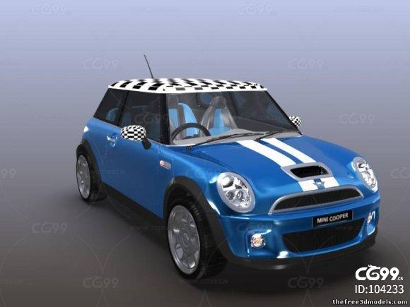 Mini Cooper 汽车 轿车
