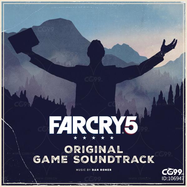 Far Cry 5 OST / 孤岛惊魂5 原声集