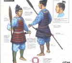 日本甲胄史丶甲胄图片参考资料