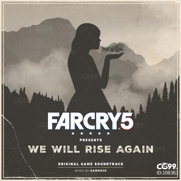 Far Cry 5 Music Album / 孤岛惊魂5 音乐专辑 (二)