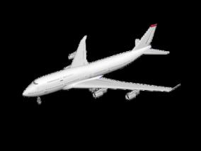 飞机3d模型
