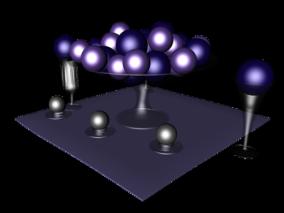 装饰3d模型