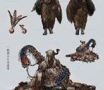 《只狼:影逝二度》典藏版画集/设定集 分享