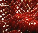 创意 幻想 方块 波动 模型 场景