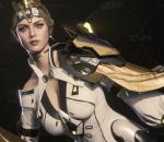 次时代PBR 写实 未来 科幻 运星一号  角色:Hera
