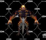PBR 欧美 日系 游戏模型 老虎 怪物