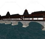 土家族风雨桥