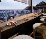 东南亚风格海边民宿