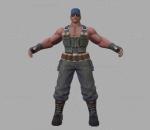 游戏影视 3d模型 人物 角色 拳皇 克拉克