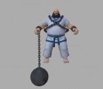 拳皇 3D模型 CG次时代 人物 陈国汉